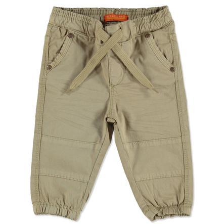 STACCATO Boys Spodnie w kolorze beżowym.