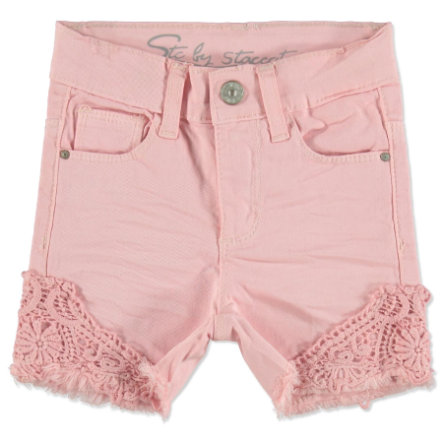 STACCATO Girls Colour Shorts powder
