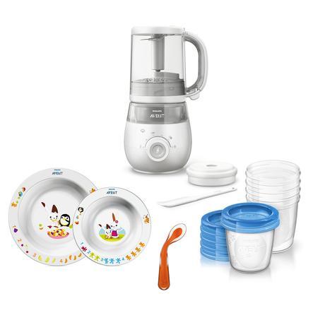Philips Avent Pack pour repas bébé, robot, vaisselle