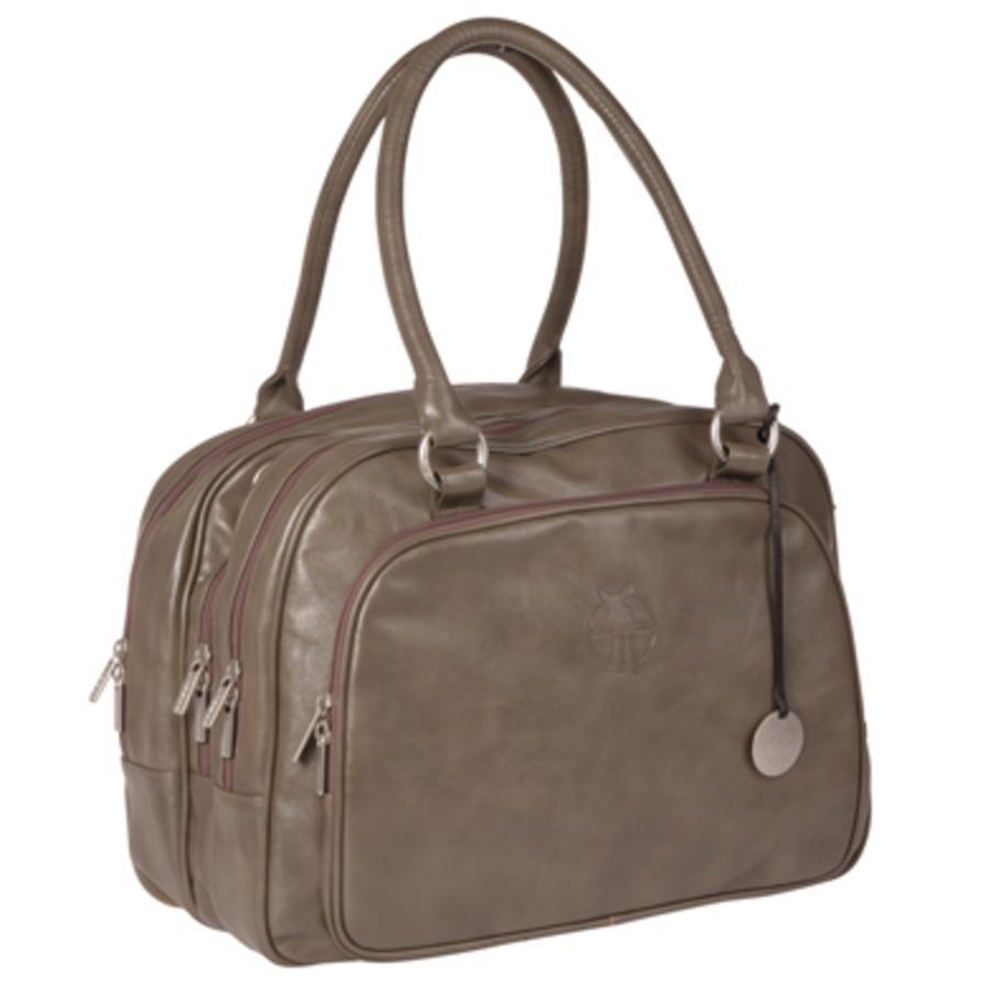 LÄSSIG Sac à langer Multizip Bag Tender brun boueux