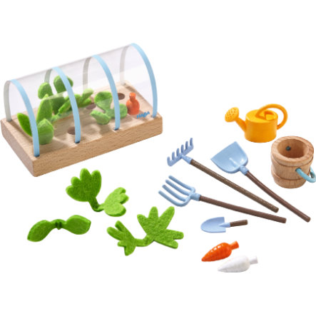 HABA Little Friends - Speelset Groententuin 303013