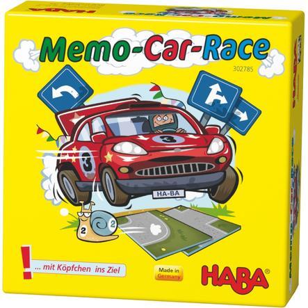 HABA Memo-Car-Race 302785
