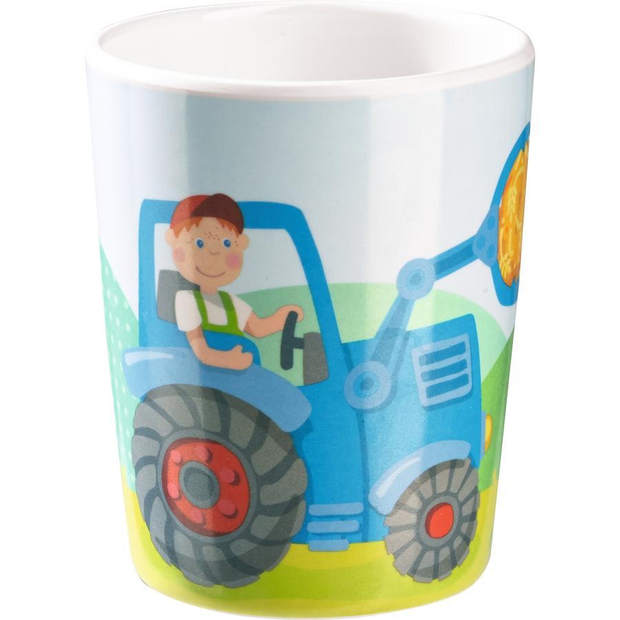 HABA Melamin-Becher Traktor 302815