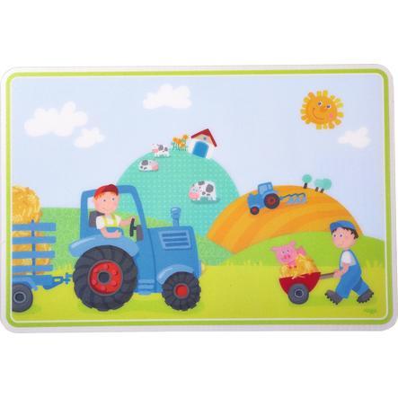 HABA Kinder-Tischset Traktor 302822