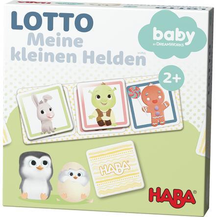HABA Gra Memo Lotto - Mali bohaterowie 302895