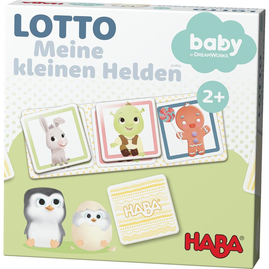 HABA Gra Memory Lotto - Mali bohaterowie 302895