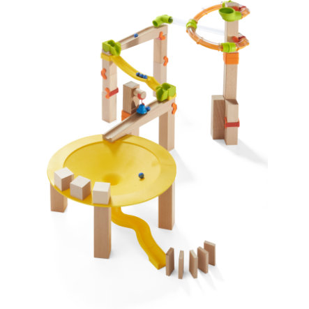 HABA Kugelbahn - Grundpackung Funnel Jungle 302945