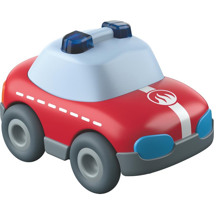Haba Kullerbü Fahrzeug Feuerwehrauto 302974 Babymarkt De