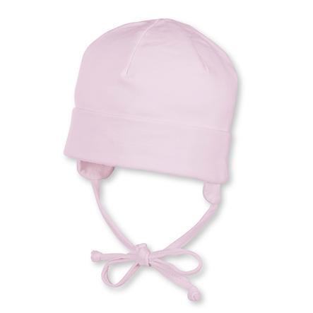 Sterntaler Girl s Bonnet Beanie Jersey rose