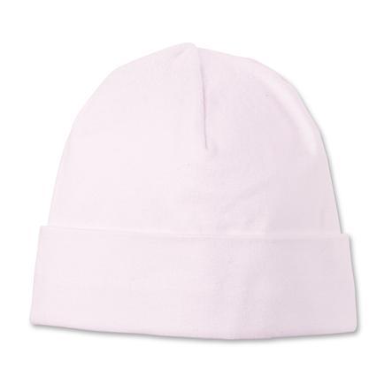 Sterntaler čepička Girls Beanie Jersey rosa
