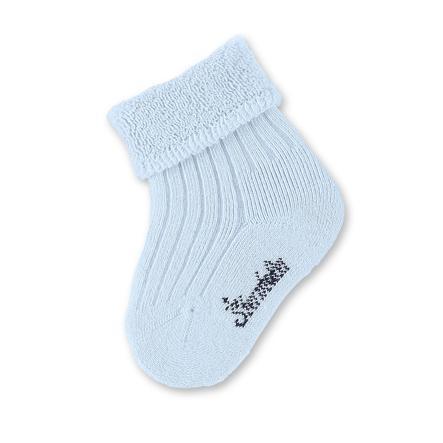 Sterntaler Boys Baby Sokken Uni blauw