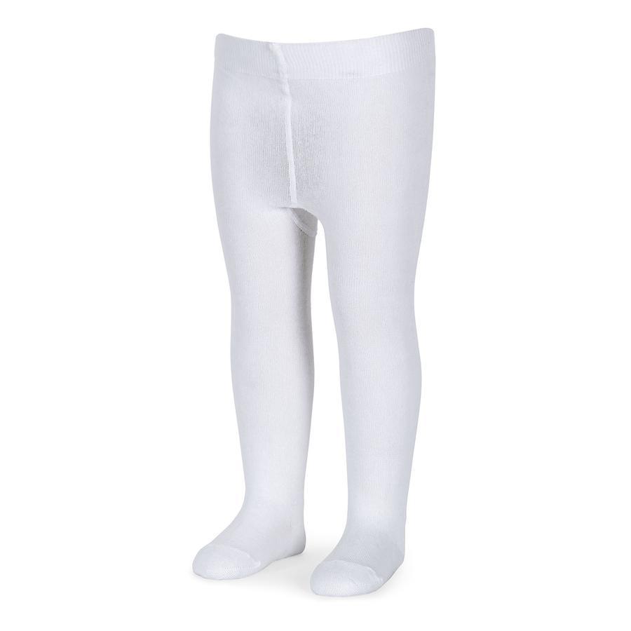 Sterntaler punčocháče Uni bílé