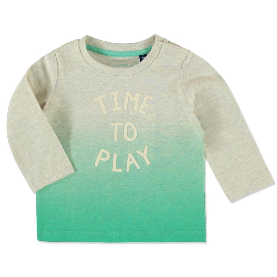 TOM TAILOR camisa manga Boys larga Bieber Clean Mint