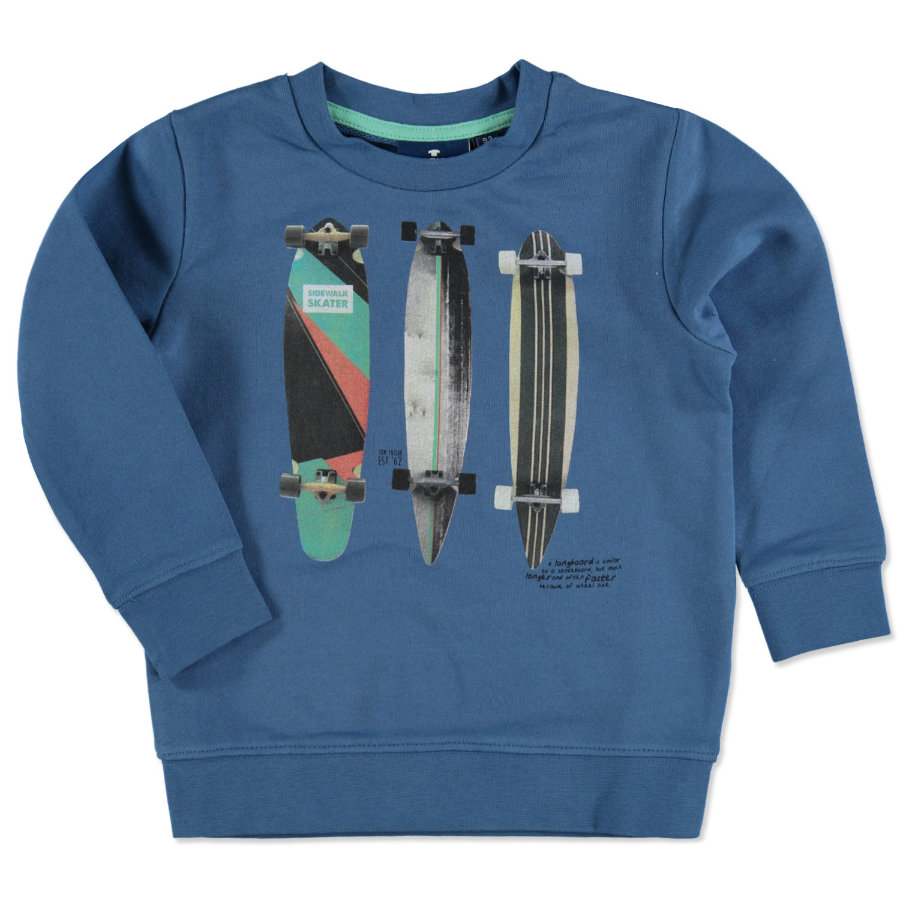 TOM TAILOR Boys Sweatshirt mit Foto-Print