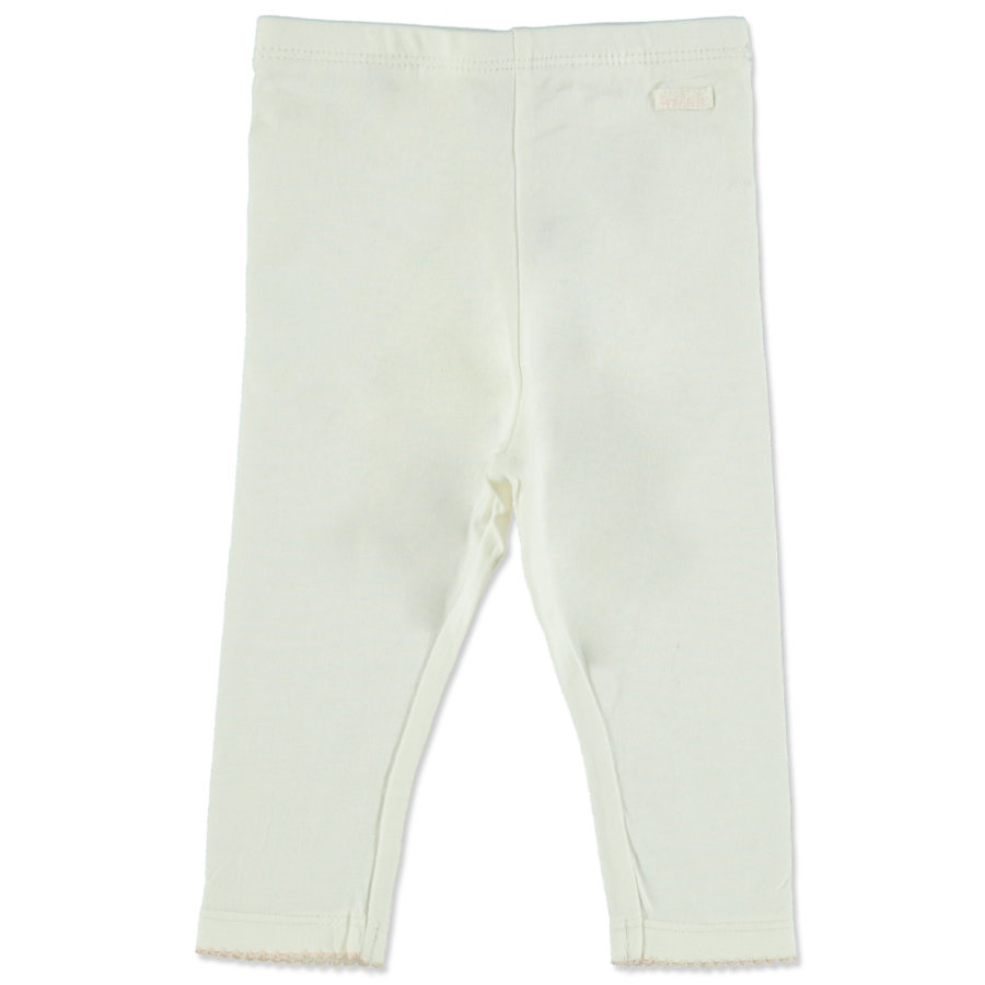 TOM TAILOR Girls Leggings Soft Clear White