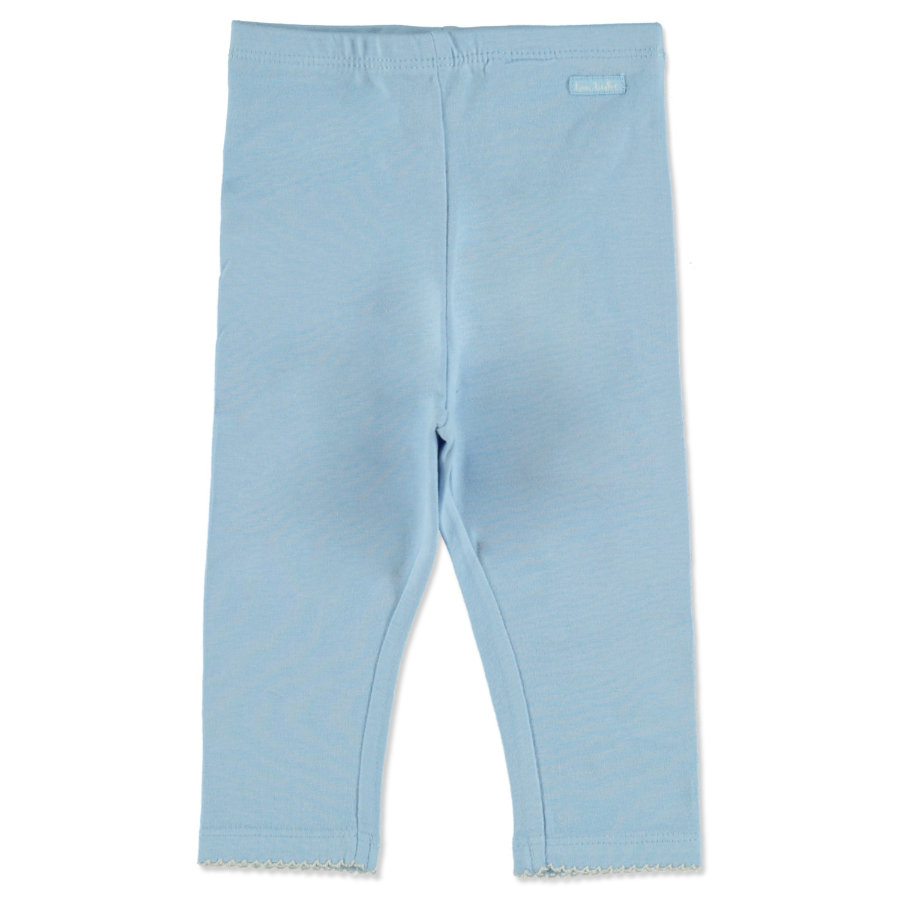 TOM TAILOR Girls Leggings Washed Out Middle Blue