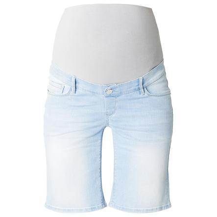 ESPRIT Umstands Bermuda Shorts lightwash