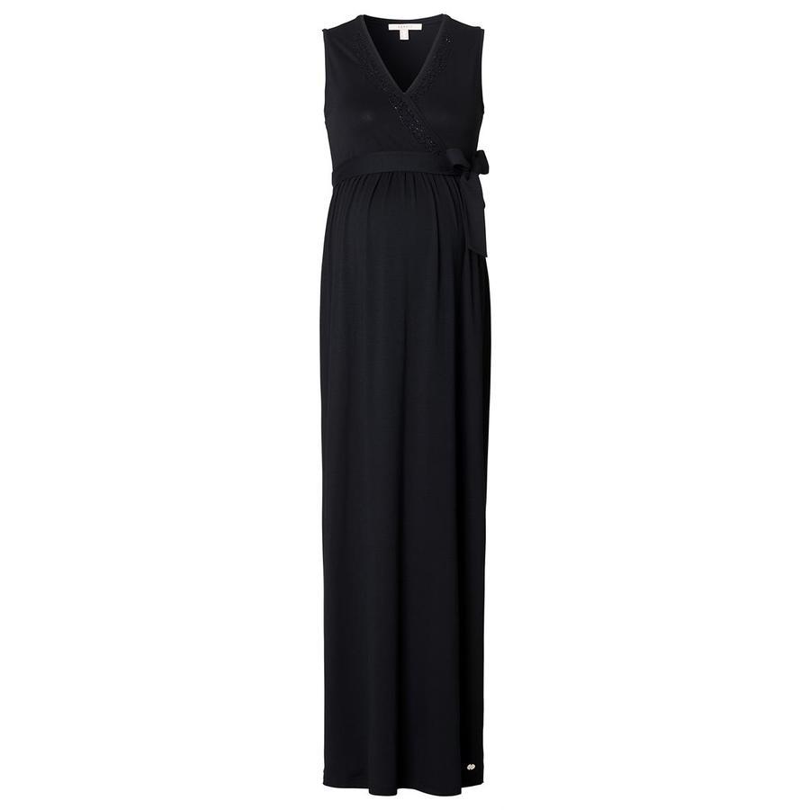 ESPRIT Vestido de embarazada negro