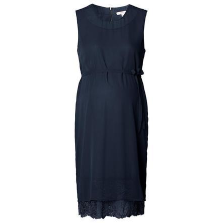ESPRIT Sukienka ciążowa nocą niebieska.