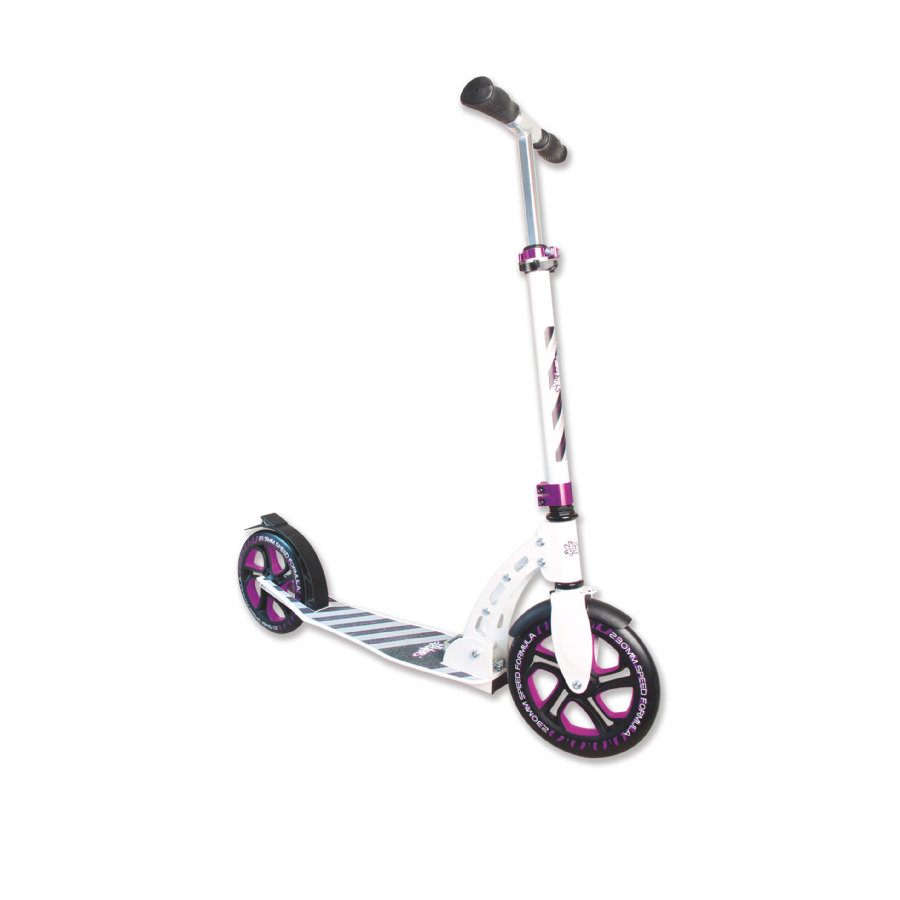 AUTHENTIC SPORTS Aluminium Scooter No Rules Lady 230 mm und 215 mm