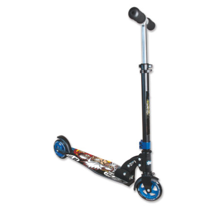AUTHENTIC SPORTS Aluminium Step Scooter No Rules 125 mm, Don't - Do it
