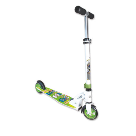 AUTHENTIC SPORTS Aluminium Scooter No Rules 125 mm, Candies