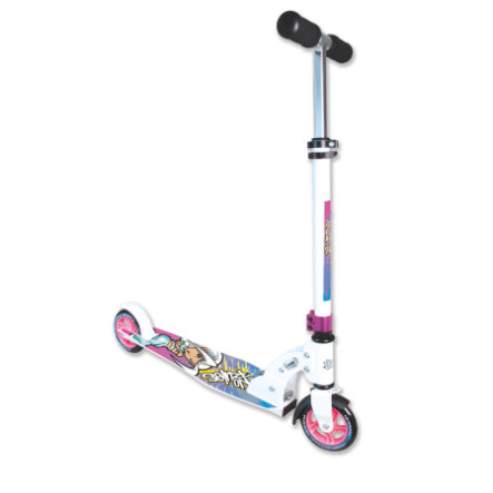 AUTHENTIC SPORTS Trottinette No Rules Little Sister Jill, roues 125 mm