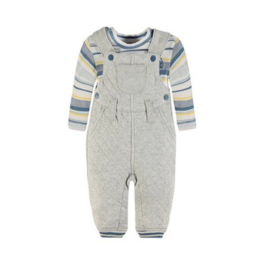 KANZ Boys Set 2-teilig grey/blue
