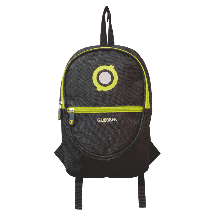 AUTHENTIC SPORTS Sac à dos enfant Globber Junior, noir/vert