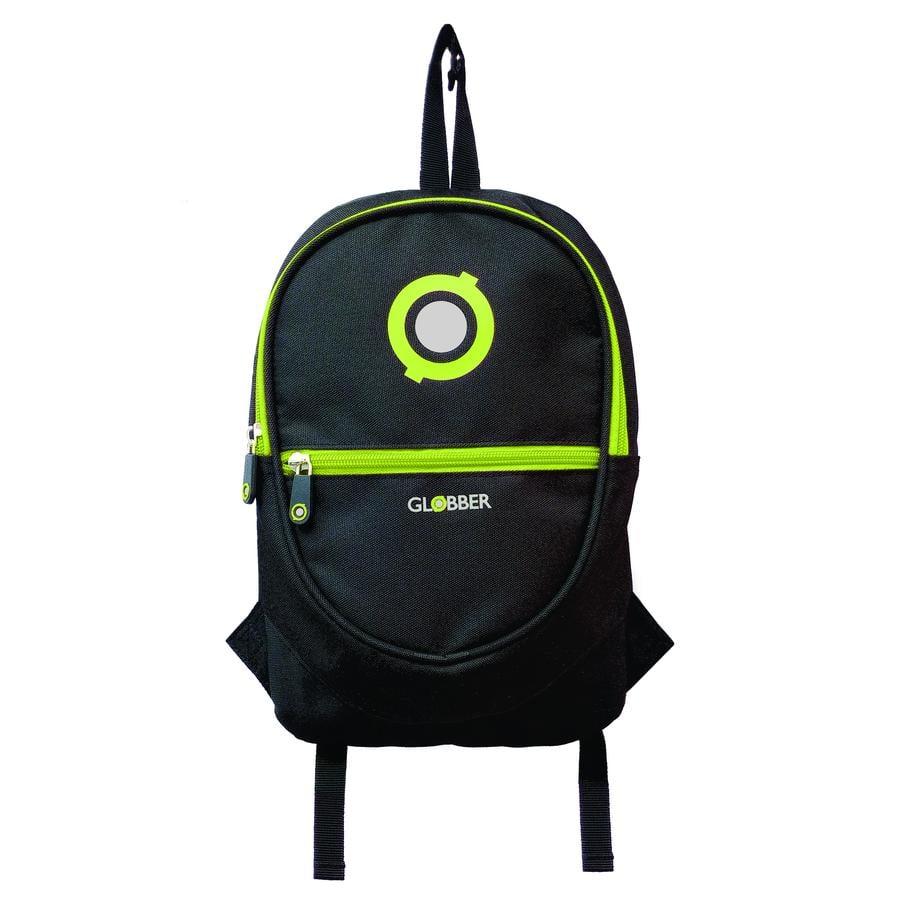 Globber Rucksack Junior, schwarz-grün