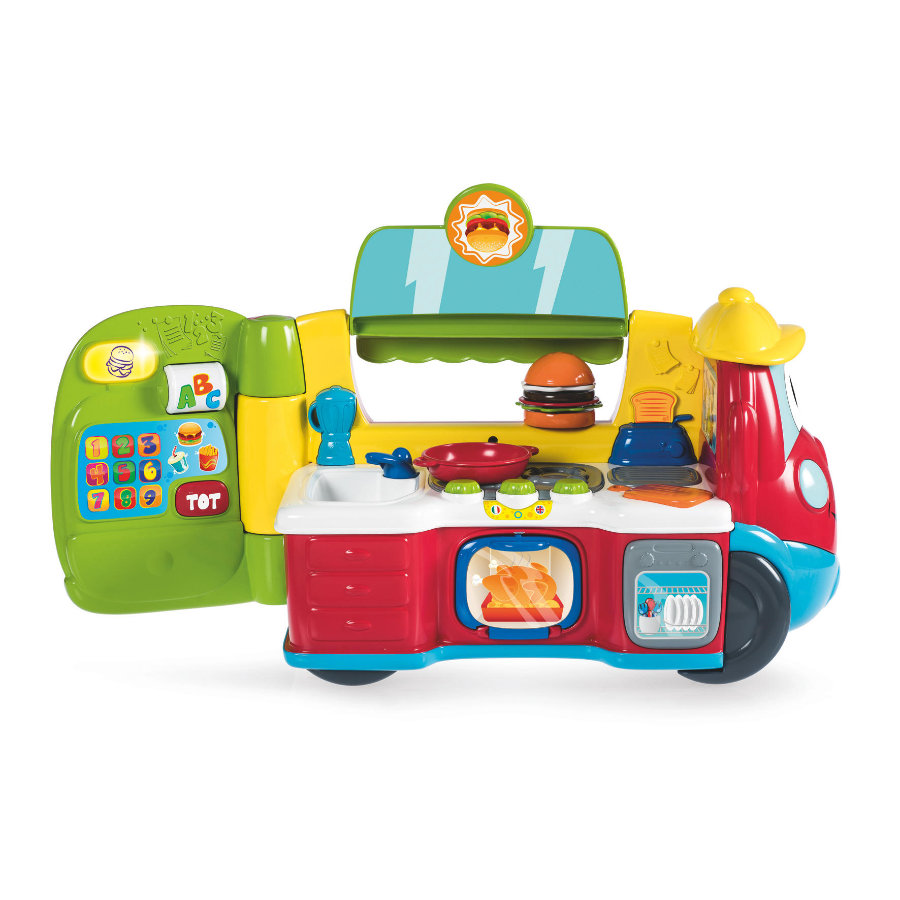 Chicco Food Truck 2 in 1