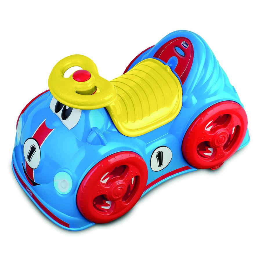 chicco Ride on all Around, azzurro