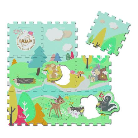 chicco Disney Bambi - Mata Puzzle 9-części