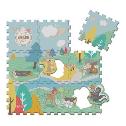 chicco Disney Bambi - Spielmatte 9-tlg.