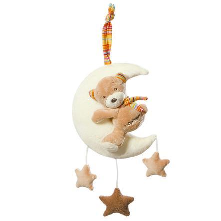 FEHN Speldosa - Teddy im Mond