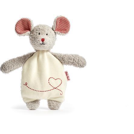 Käthe Kruse Cojín de piedra cereza, ratón Robin