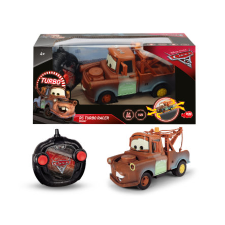 DICKIE Toys RC RC Cars 3 Turbo Racer Mater