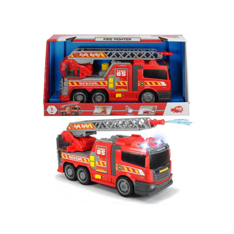 DICKIE Toys Fire Fighter