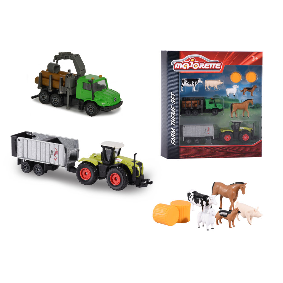 DICKIE Toys Theme Set Farm