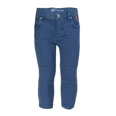 běžel! Chlapecké kalhoty tmavě modré