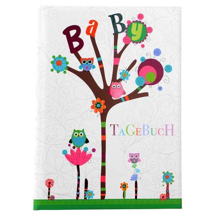 goldbuch Babytagebuch - Kleine Eule