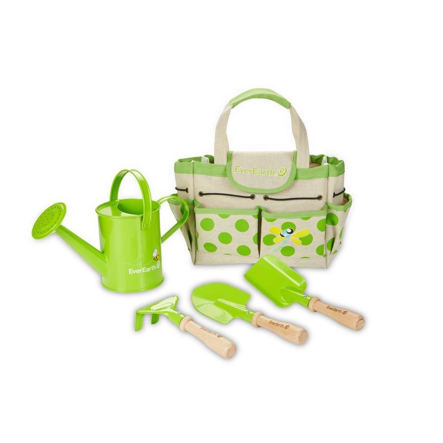 EverEarth® Gartenbeutel mit Geräten -