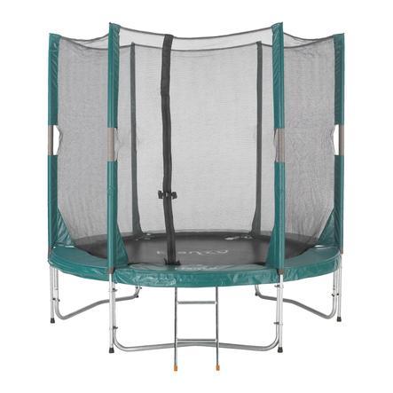 Etan Hi- Flyer 10 Combi trampolino con rete di sicurezza e scaletta di sicurezza