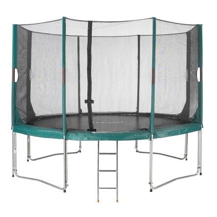 Etan Hi- Flyer 14 Combi trampolino con rete di sicurezza e scaletta di sicurezza