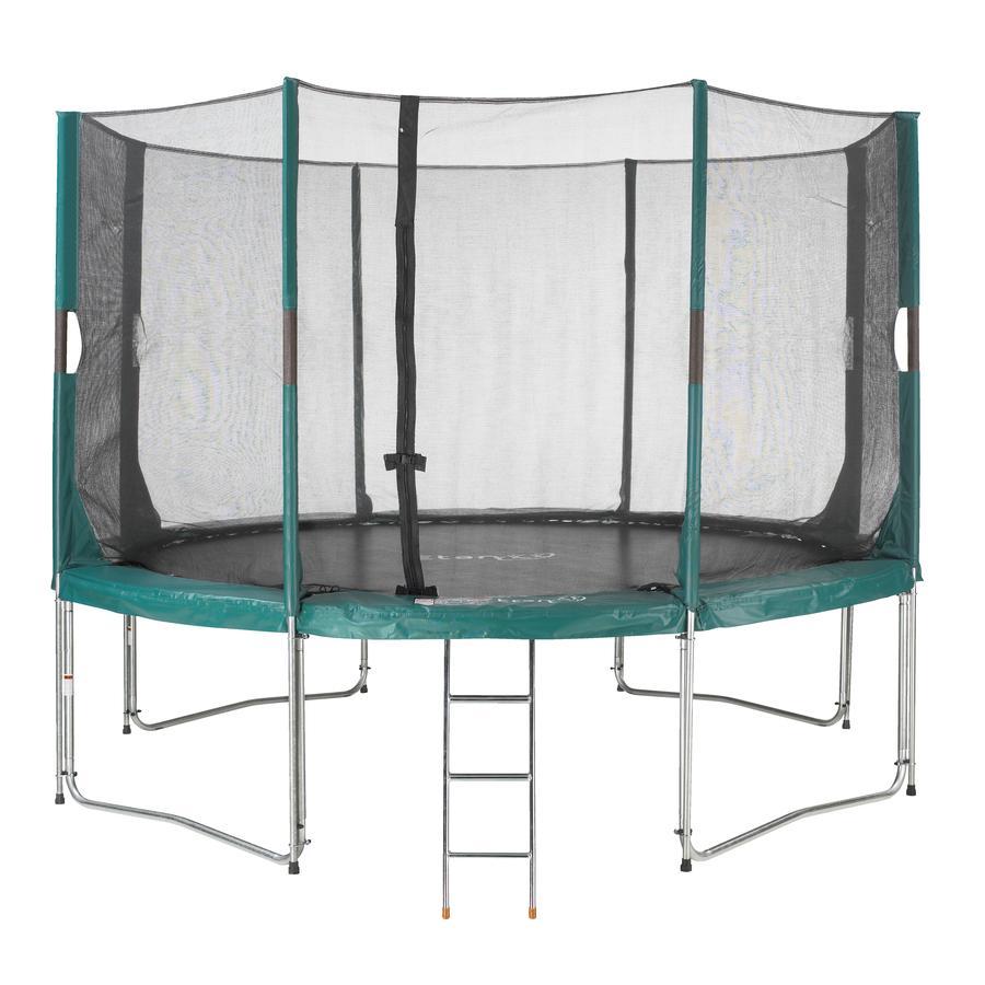 Etan Hi- Flyer 14 Combi trampolina z siatką zabezpieczającą i drabiną