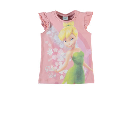 NAME IT Girls T-Shirt NITTINKERBELL rosa