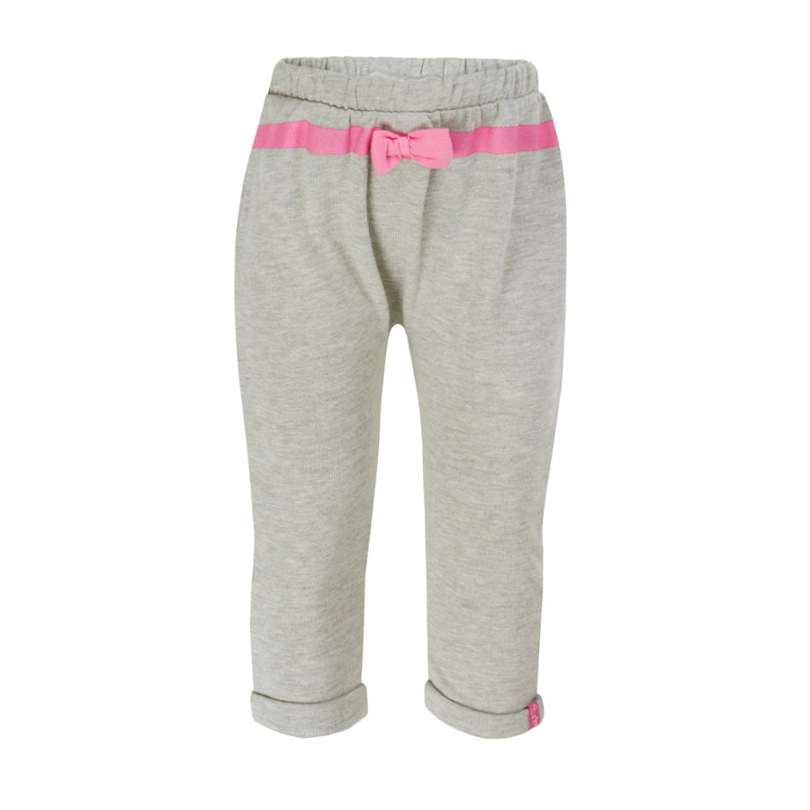 lief! Girls Sweathose grey melange