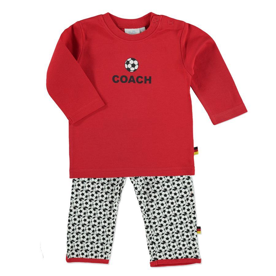 Feetje Schlafanzug 2-teilig rot