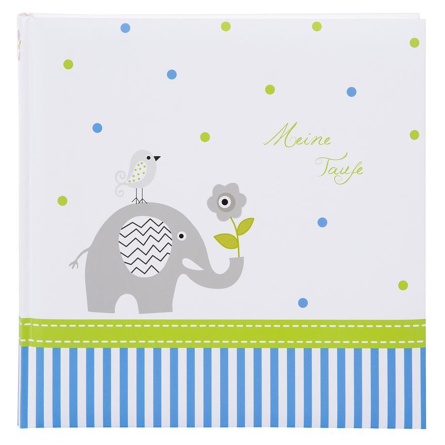 goldbuch battesimo album - balena Baby world