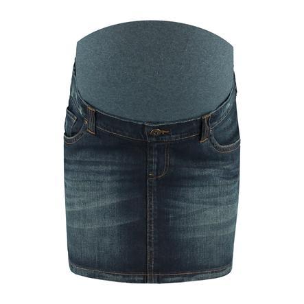 LOVE2WAIT omständighet jeans kjol mörk tvätt